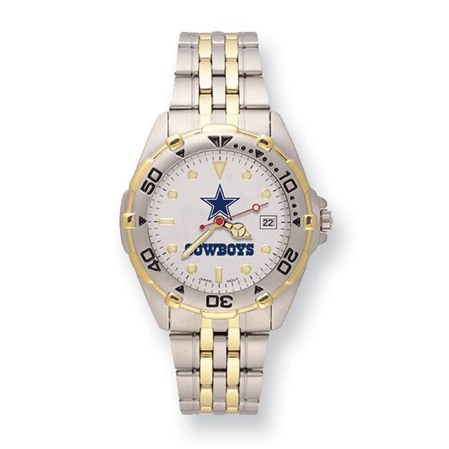 79c874bd31ebd Versil Dallas Cowboys Men's 'All-star' Watch