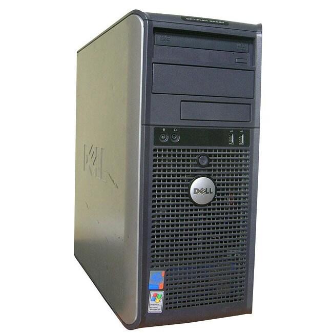 Dell Optiplex GX620 3.4GHz 80GB Desktop Computer (Refurbished)