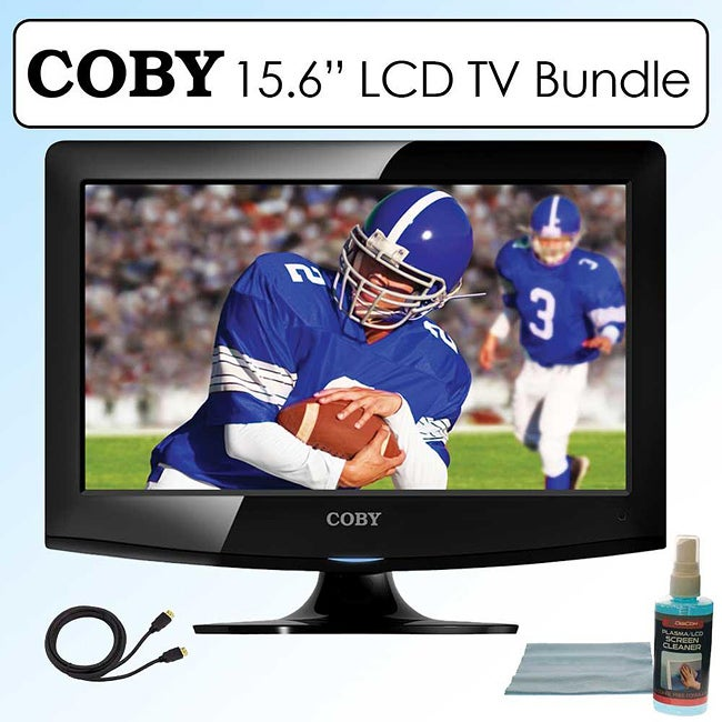 Coby 15.6-inch 720p LCD TV