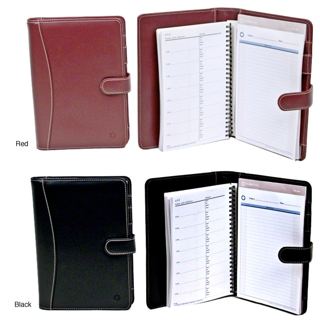 Franklin Covey Vinyl Classic Size Spiral Planner