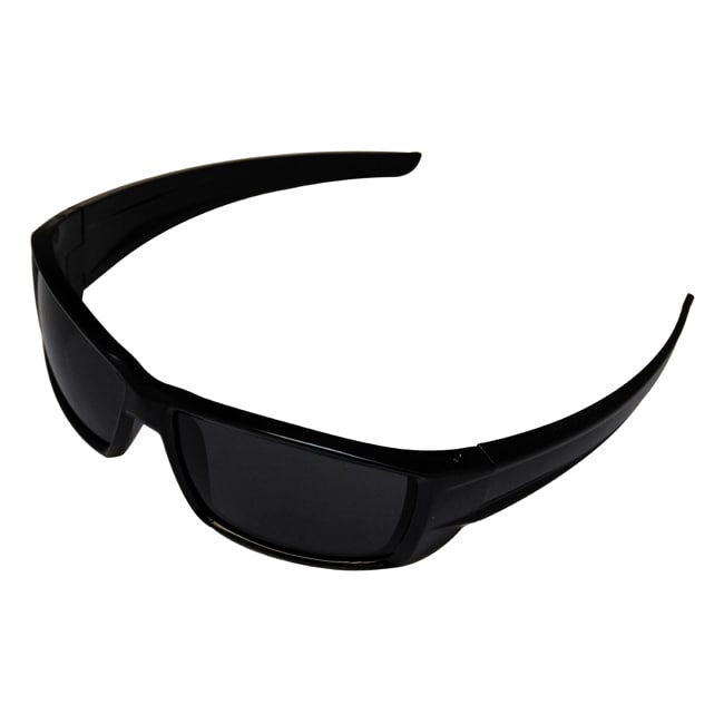 Men's AP1261 Black Sport Sunglasses