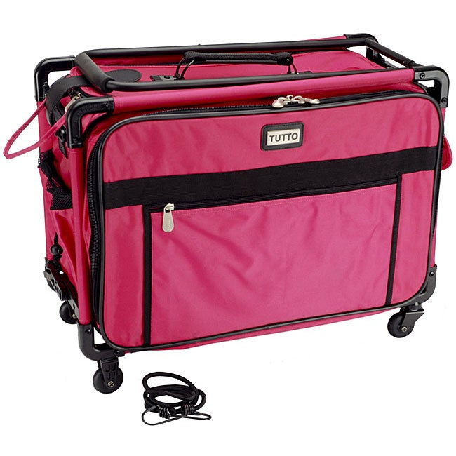 Tutto craft on wheels large pink case free shipping today