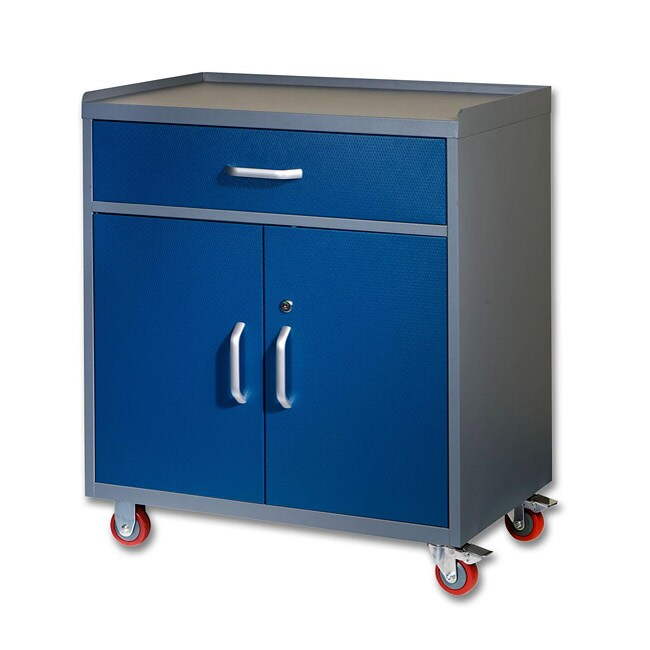 Arrow Spacemaker Garage Storage Base Storage Cabinet with Drawer
