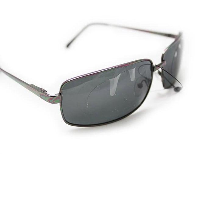 SWG Women's 7239P Grey Polarized Fashion Sunglasses