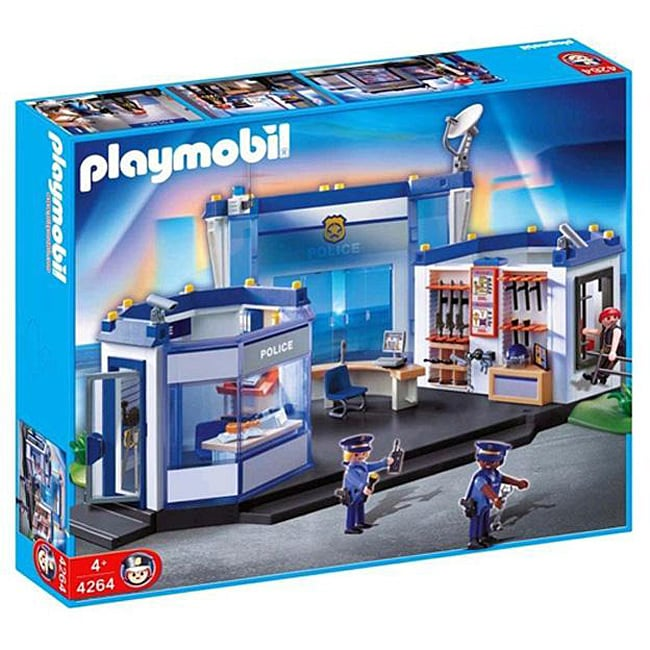 Playmobil Police Headquaters Play Set