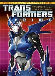 Transformers Prime 4 (Paperback)