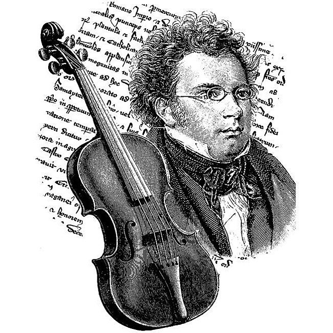 LaBlanche Composer With Script Silicone Stamp