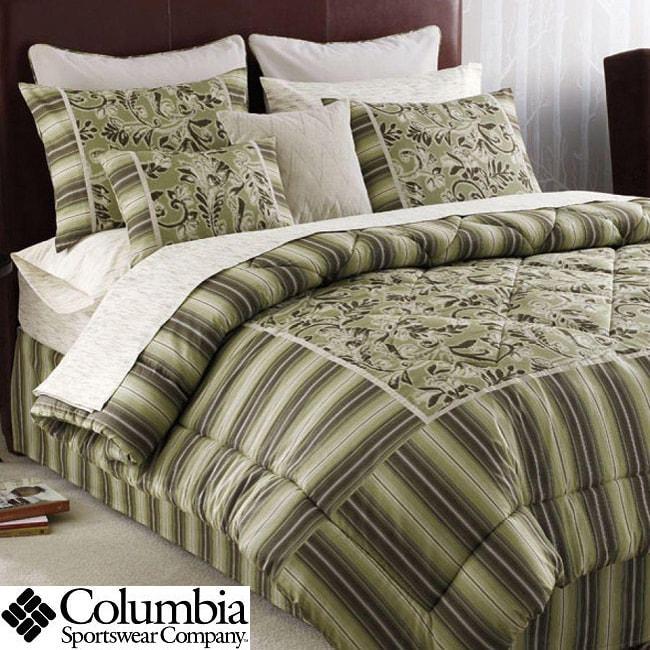 Columbia Mountain King-size 4-piece Sheet Set