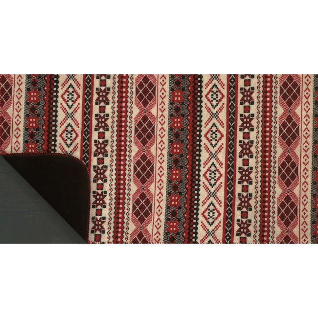 Alpine Trail Double-sided Throw
