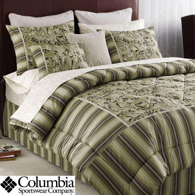 Columbia Mountain Twin-size 3-piece Comforter Set