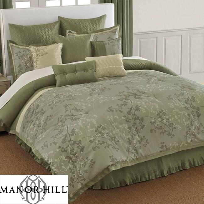 Manor Hill Windsor Terrace Queen 4-piece Comforter Set