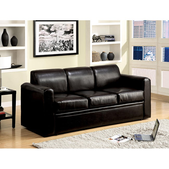 shop costa espresso queen sleeper sofa free shipping today rh overstock com