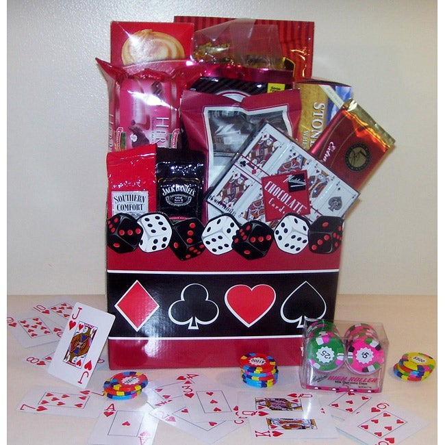 Dirty Hearts Gift Basket