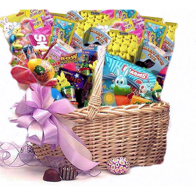 X-Large Easter Gift Basket