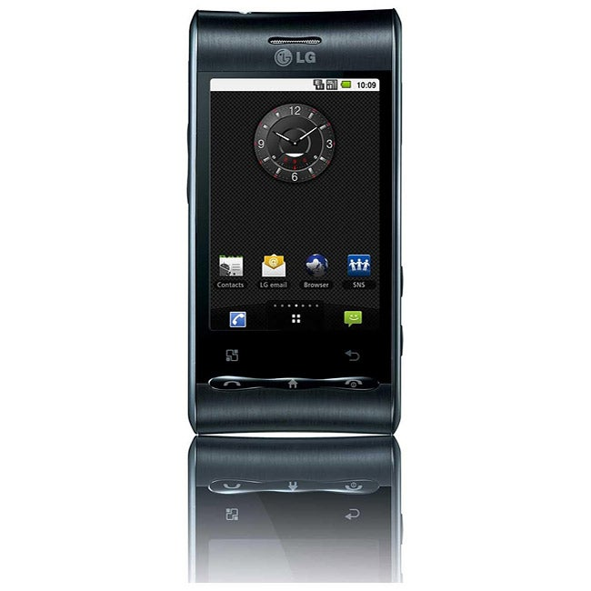 LG GT540 Optimus Unlocked Android Cell Phone