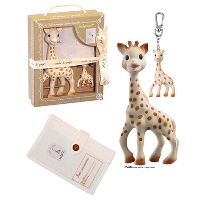 Vulli Sophie Giraffe Set