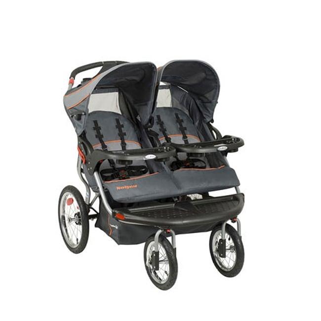 Baby Trend Navigator Double Jogging Stroller in Vanguard