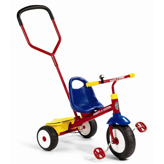 Radio Flyer Steer And Stroll Trike Free Shipping Today