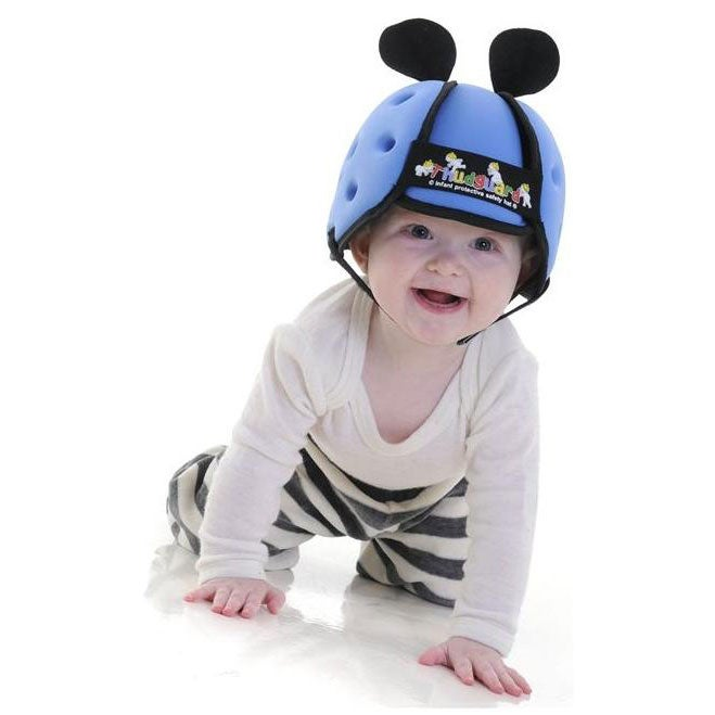 Thudguard Infant Safety Hat in Blue