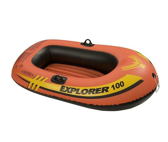 Intex Explorer 100 1-person Inflatable Boat