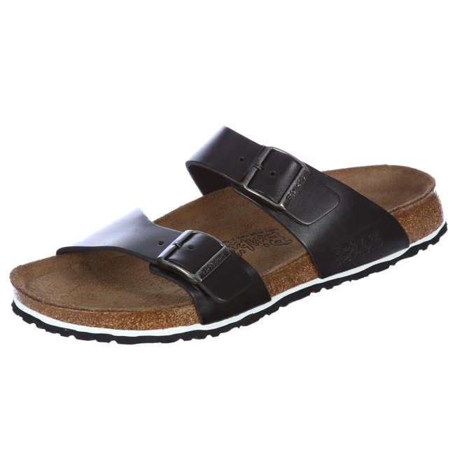 075b42329c8a Shop Birki s Men s  Skorpios  Leather Double Strap Sandals - Free Shipping  Today - Overstock - 5800972