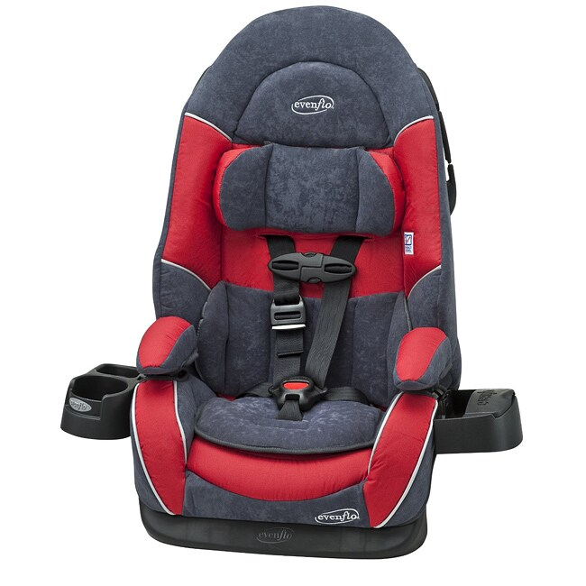 evenflo chase dlx booster car seat in mars free shipping today 13521516. Black Bedroom Furniture Sets. Home Design Ideas