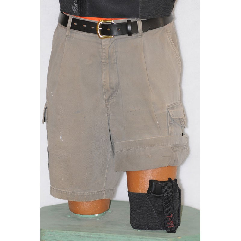 Renegade Conceal Carry Tactical Ankle Holster for Small Handguns
