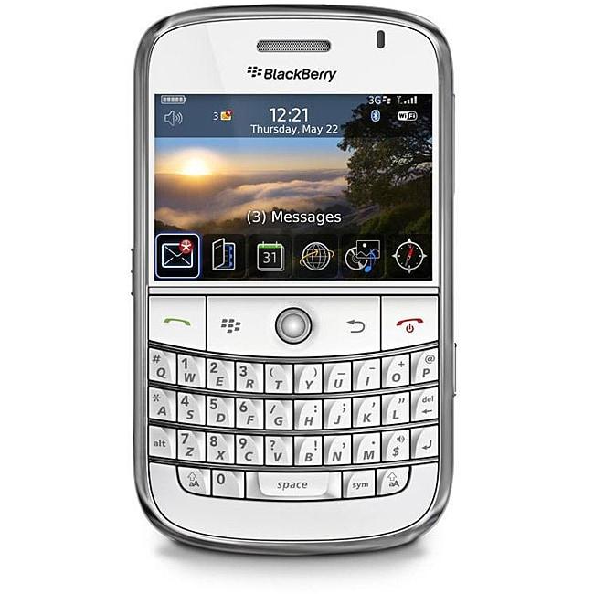BlackBerry Bold 9000 Unlocked GSM White Cell Phone