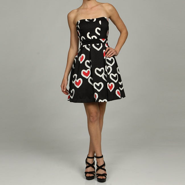 Jessica Simpson Women's Hearts Dress