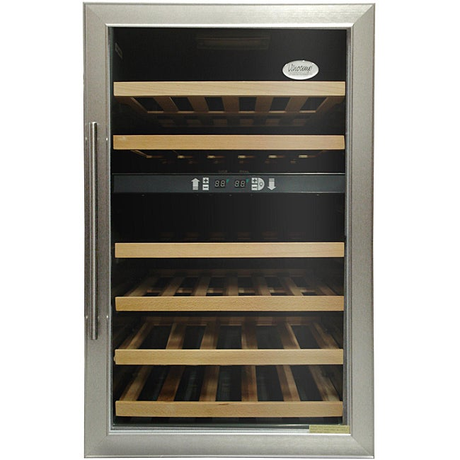 Epicureanist 34-bottle Dual-zone Wine Cooler