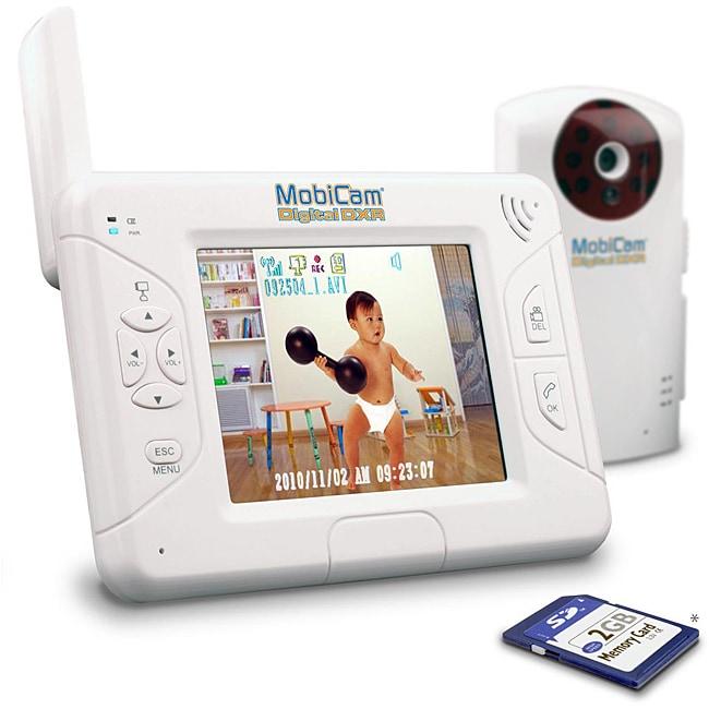 MobiCam Digital DXR Video Monitoring System