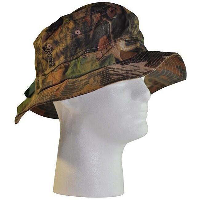 Bug Hats Dark Brown Realtree Concealer Boonie Hat
