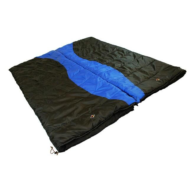 Ledge Idaho +20-degree Rectangular Sleeping Bags (Pack of 2)