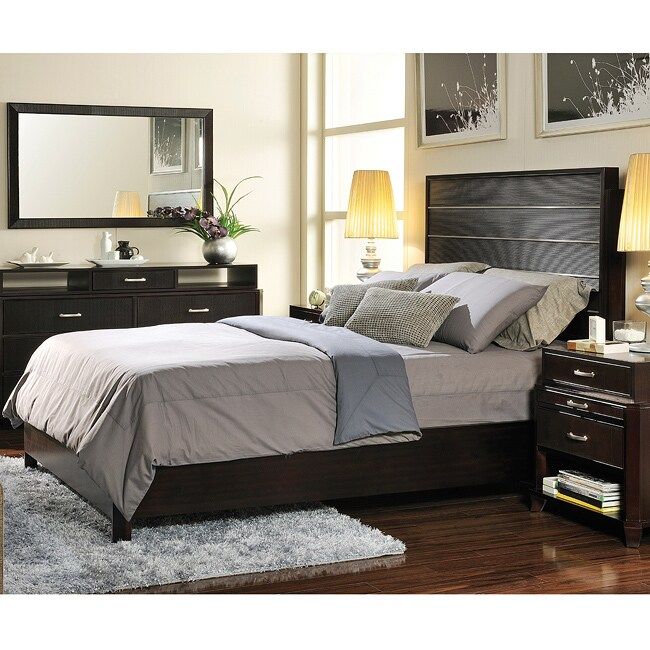 Shop Manhattan Vista King Size Bed Free Shipping Today
