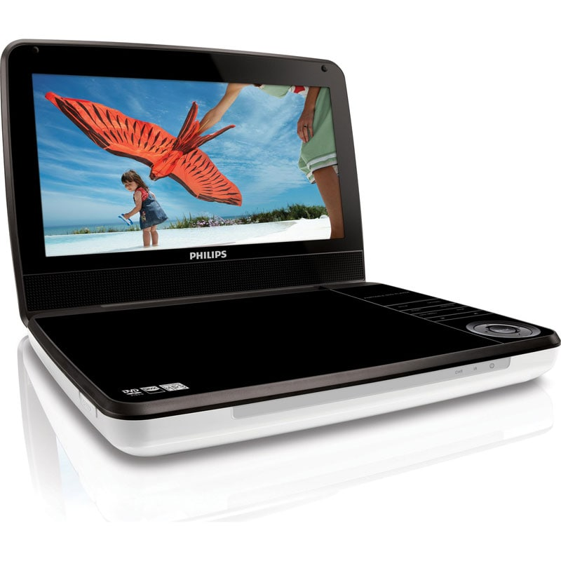 Philips PD9000 9-inch Portable DVD Player (Refurbished)