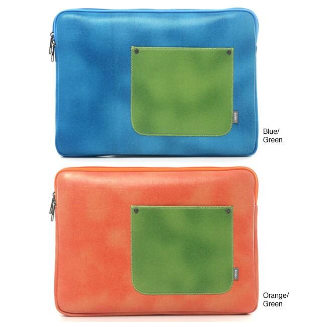 Ranipak 14-inch Bonded PU Laptop Sleeve