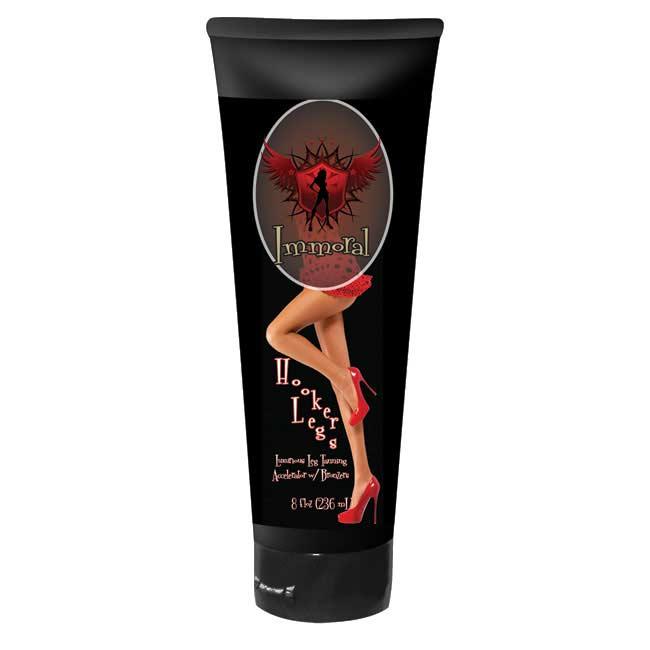 Hooker Legs Tanning Lotion