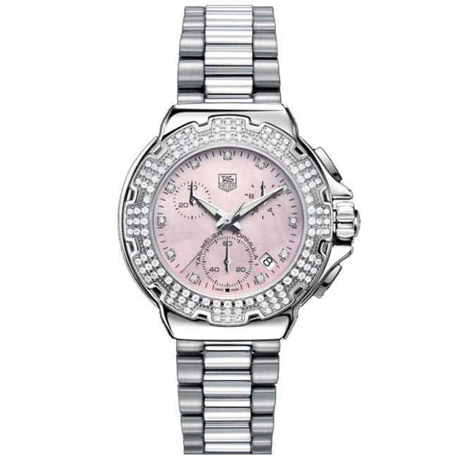 f490effc444 Shop Tag Heuer Formula 1 Maria Sharapova Ladies Watch - Free Shipping Today  - Overstock - 5845253