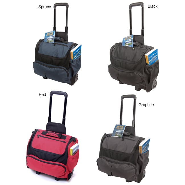 Rick Steves 14-inch Roll-about Cabin Tote