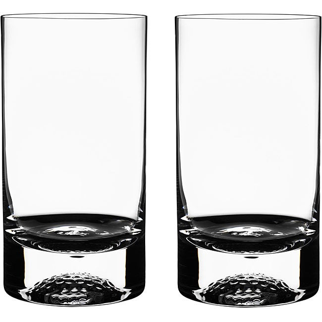 Orrefors Tee Tumbler Glasses (Set of 2)