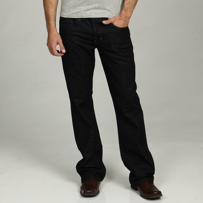 Shop Rock   Republic Men s Henlee Bootcut Jeans - Free Shipping Today -  Overstock - 5863063 265b5616f