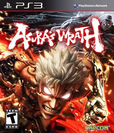 PS3 - Asura's Wrath - By Capcom