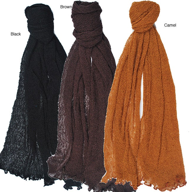 Vicose Knit Scarf (Indonesia)