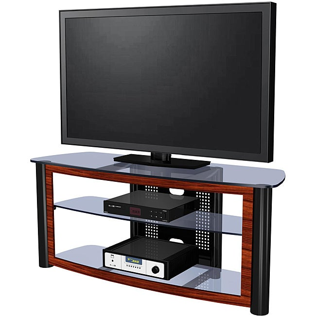 Shop Exp Entertainment 55 Inch Flat Panel Tv Stand Free