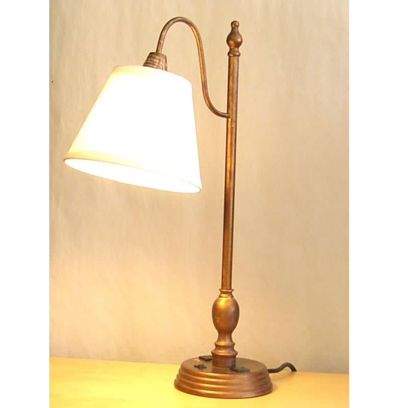 Downbrige Bronze Media Lamp