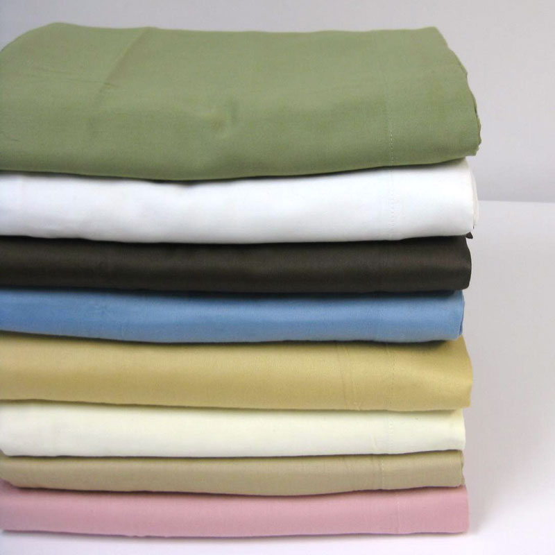 Cotton Sateen 240 Thread Count Sheet Set