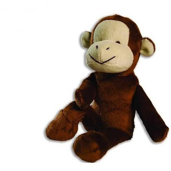 Pacimals Ooie the Monkey Huggable Pacifier