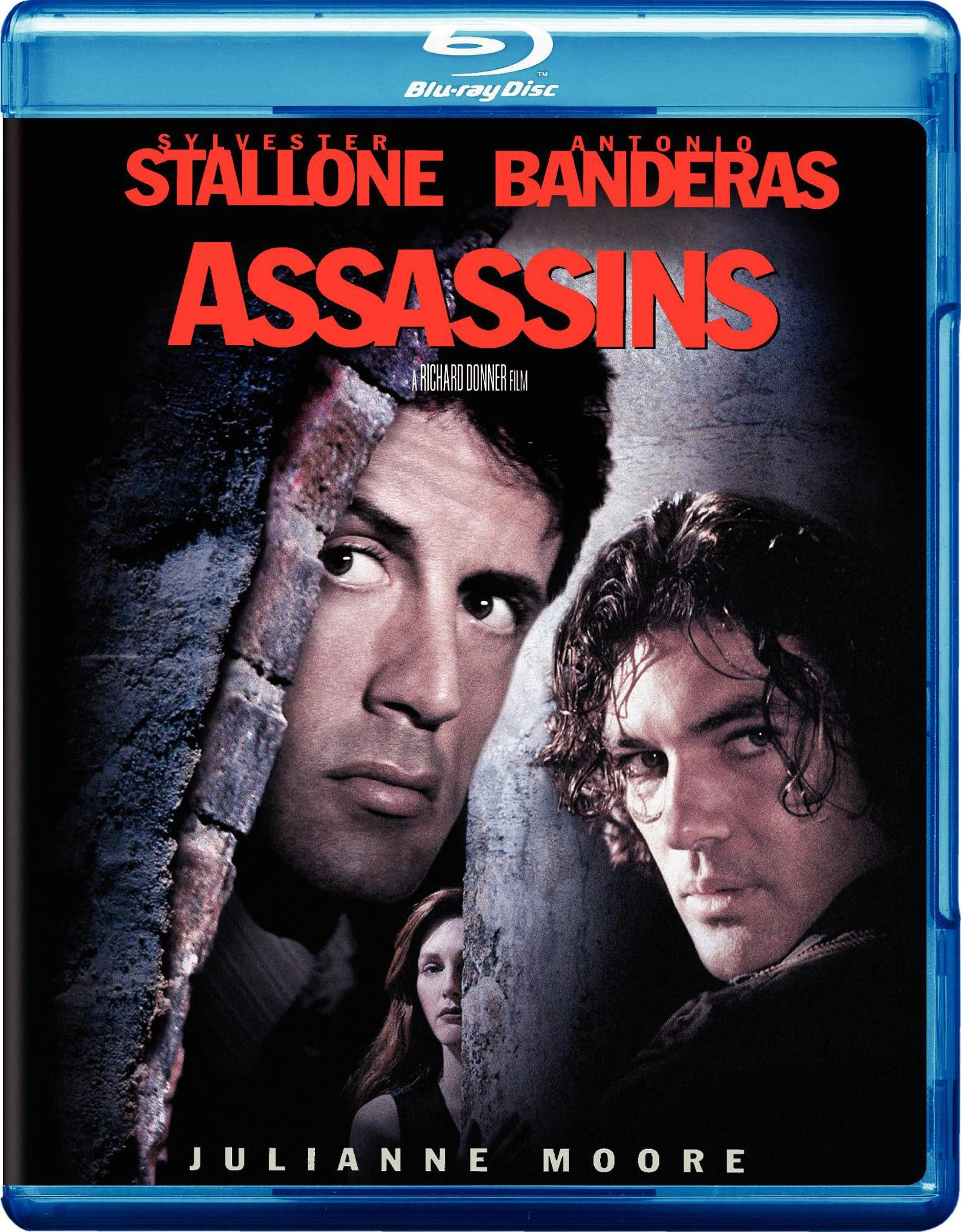 Assassins (Blu-ray Disc)