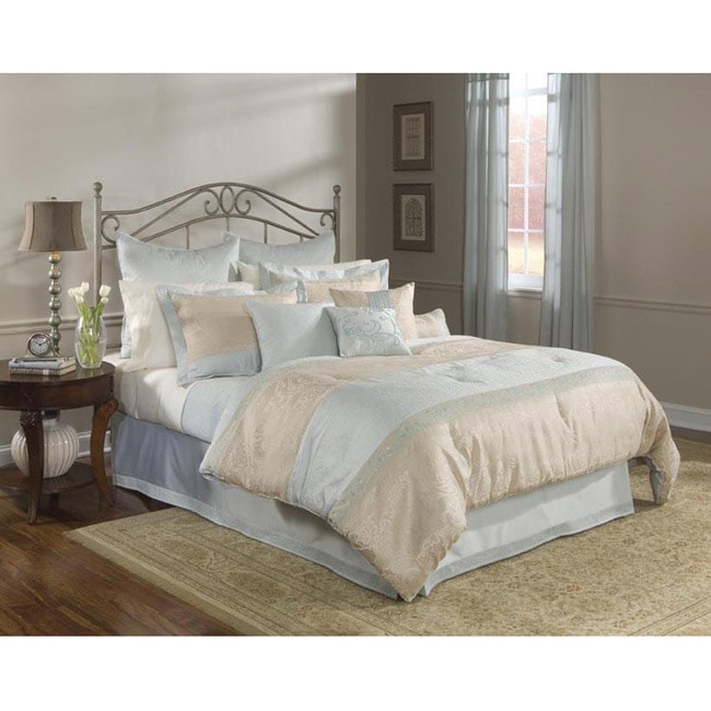 Andover King 4-piece Comforter Set