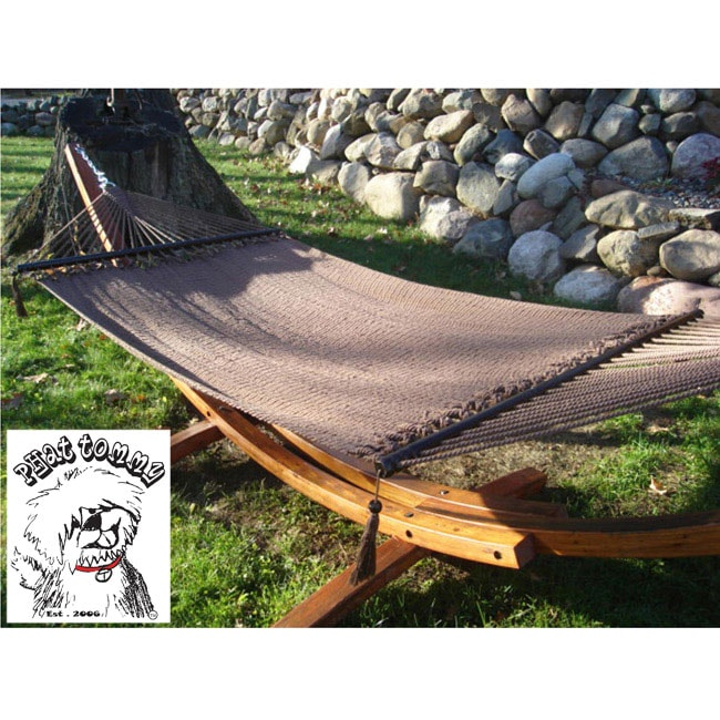 PHAT TOMMY Grand Super Soft Hand-woven Hammock - Thumbnail 0